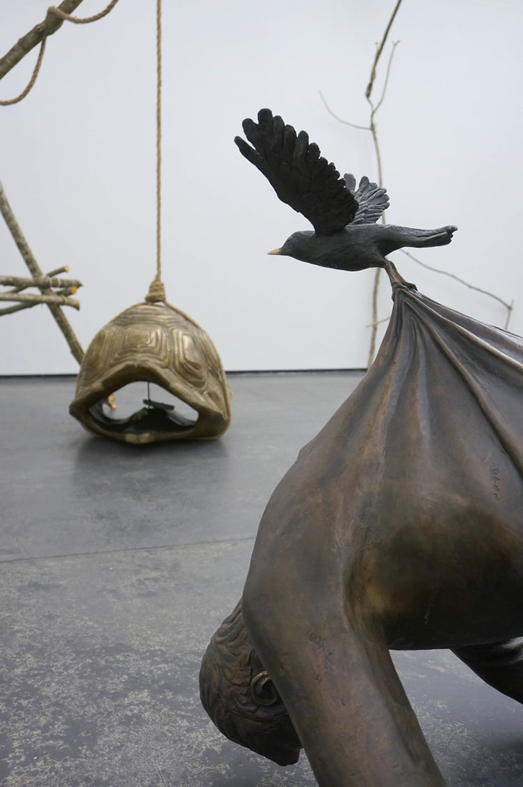 Bronze Sculptures by Fredrik Raddum