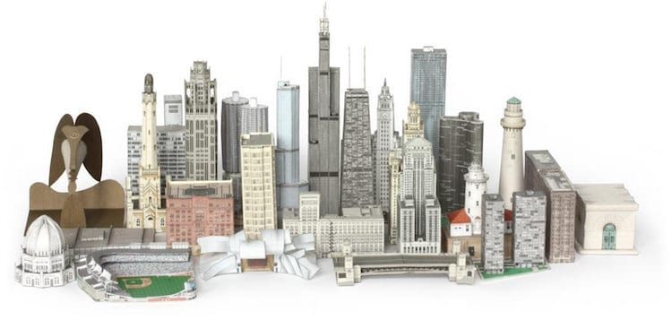 Chicago Architectural Models