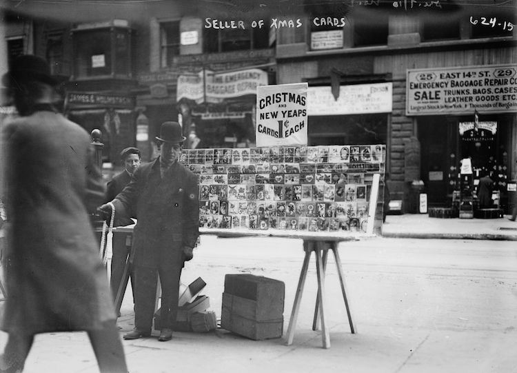 photographs of early twentieth century New York