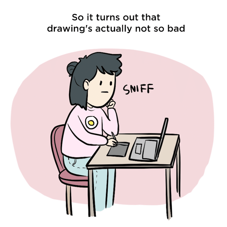 Relatable Funny Comics by Dami Lee
