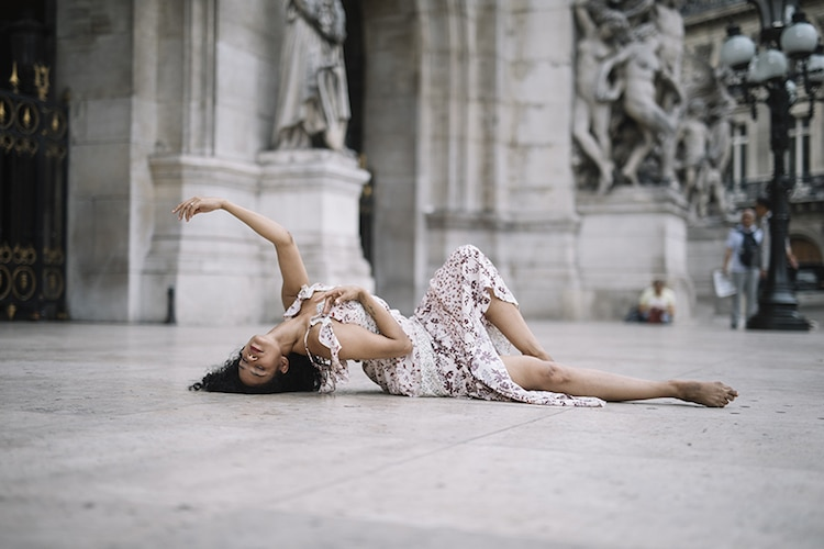 Modern Dance Photography Melika Dez
