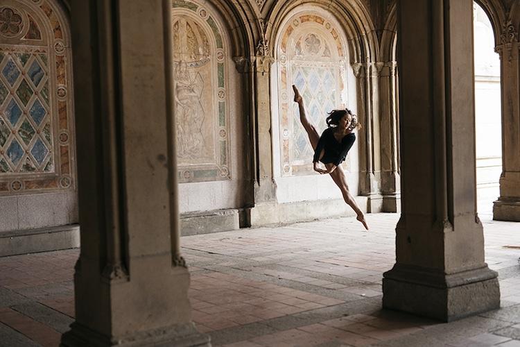 Shooting Dance Photography