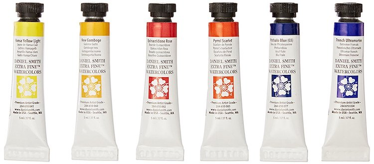 15 Best Watercolor Paint Sets For Beginners And Professionals