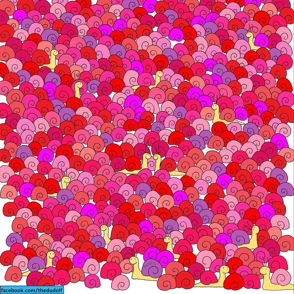 Online Puzzles Modeled After Where's Waldo