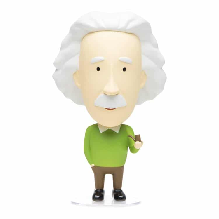 Albert Einstein Action Figure