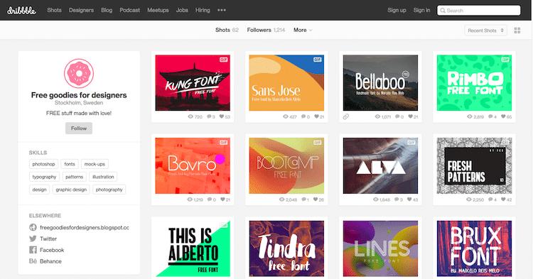 Best Websites for Free Design Resources