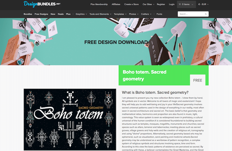 design freebies online