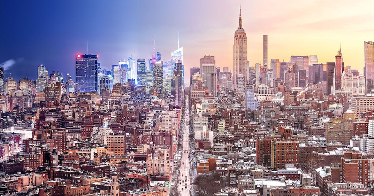 High Resolution Pictures: Ultra-High Resolution Photo Of New York Cityscape