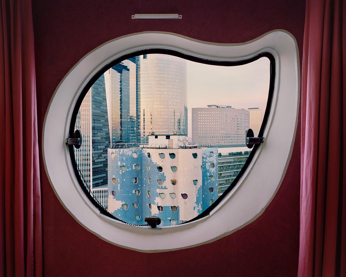 Les Yeux des Tours Photo Series by Laurent Kronental