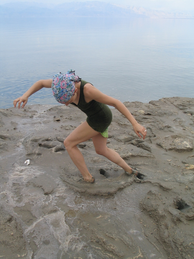 Sigalit Landau Salt Years Dead Sea