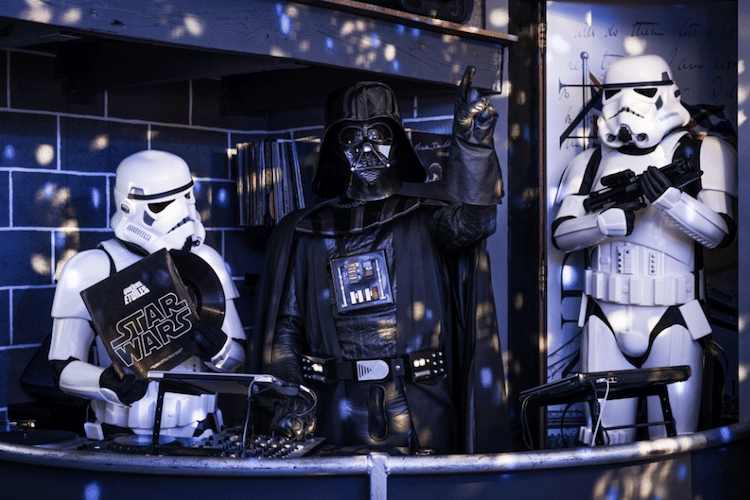 Star Wars Fan Art by Michaël Massart
