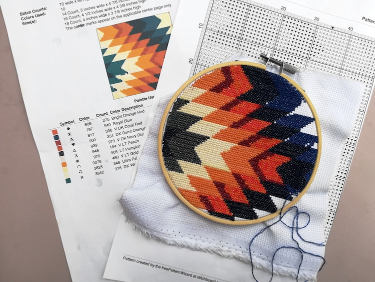 Free CrossStitch Pattern Maker And Free Crochet Patterns Online Mesmerizing Cool Cross Stitch Patterns
