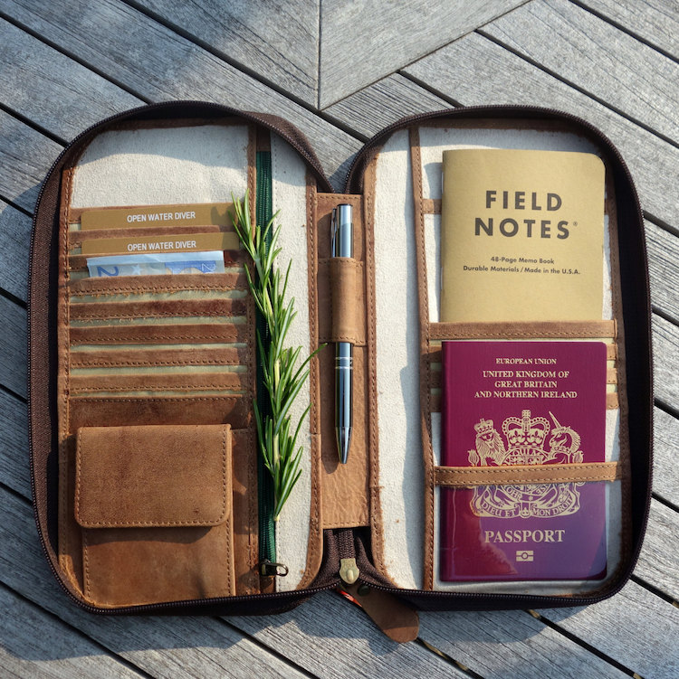 Travel Essentials Travel Products Gifts for People Who Travel Unique Travel Gifts Airplane Games Passport Cover