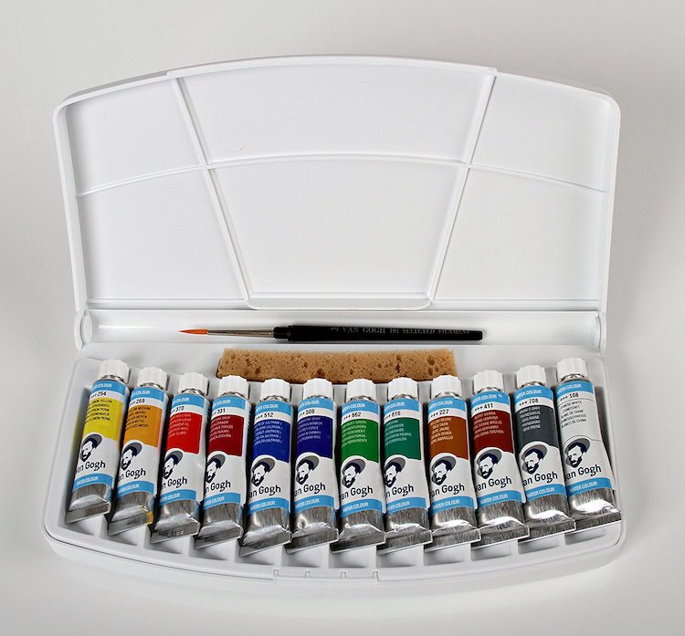 Best Watercolor Paint