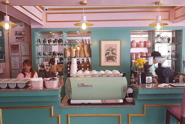 Wes Anderson Style Cafe Congreso