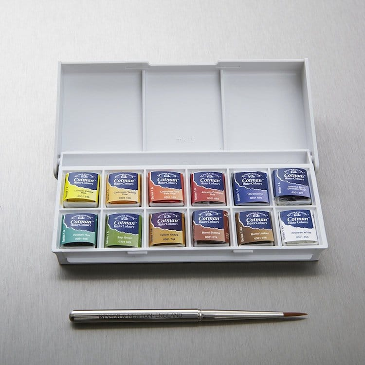 Winsor and Newton Watercolor Paint