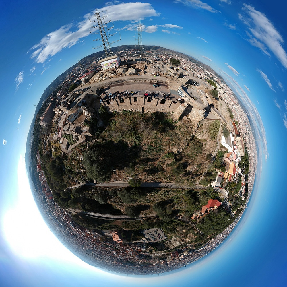 Barcelona 360 Photos Bruno Alencastro