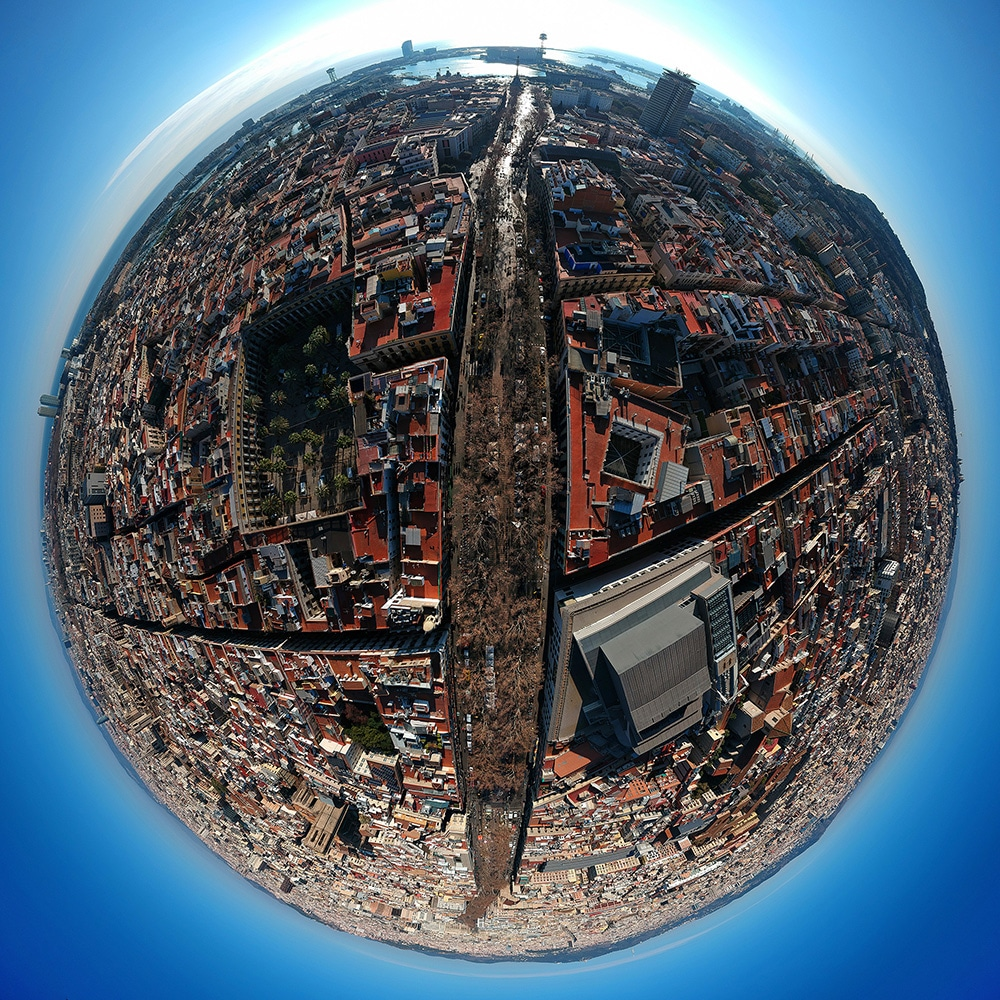 Barcelona 360 Photos - Bruno Alencastro