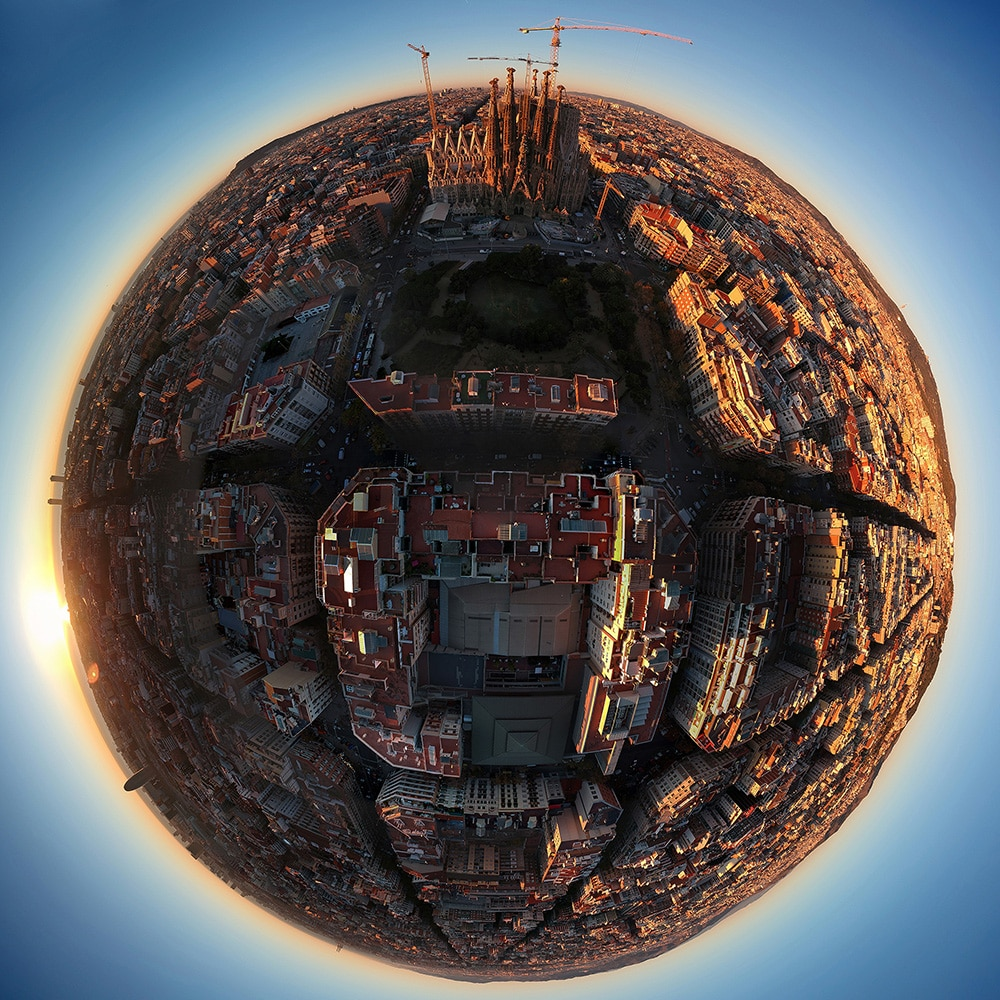 360 degree photography Bruno Alencastro