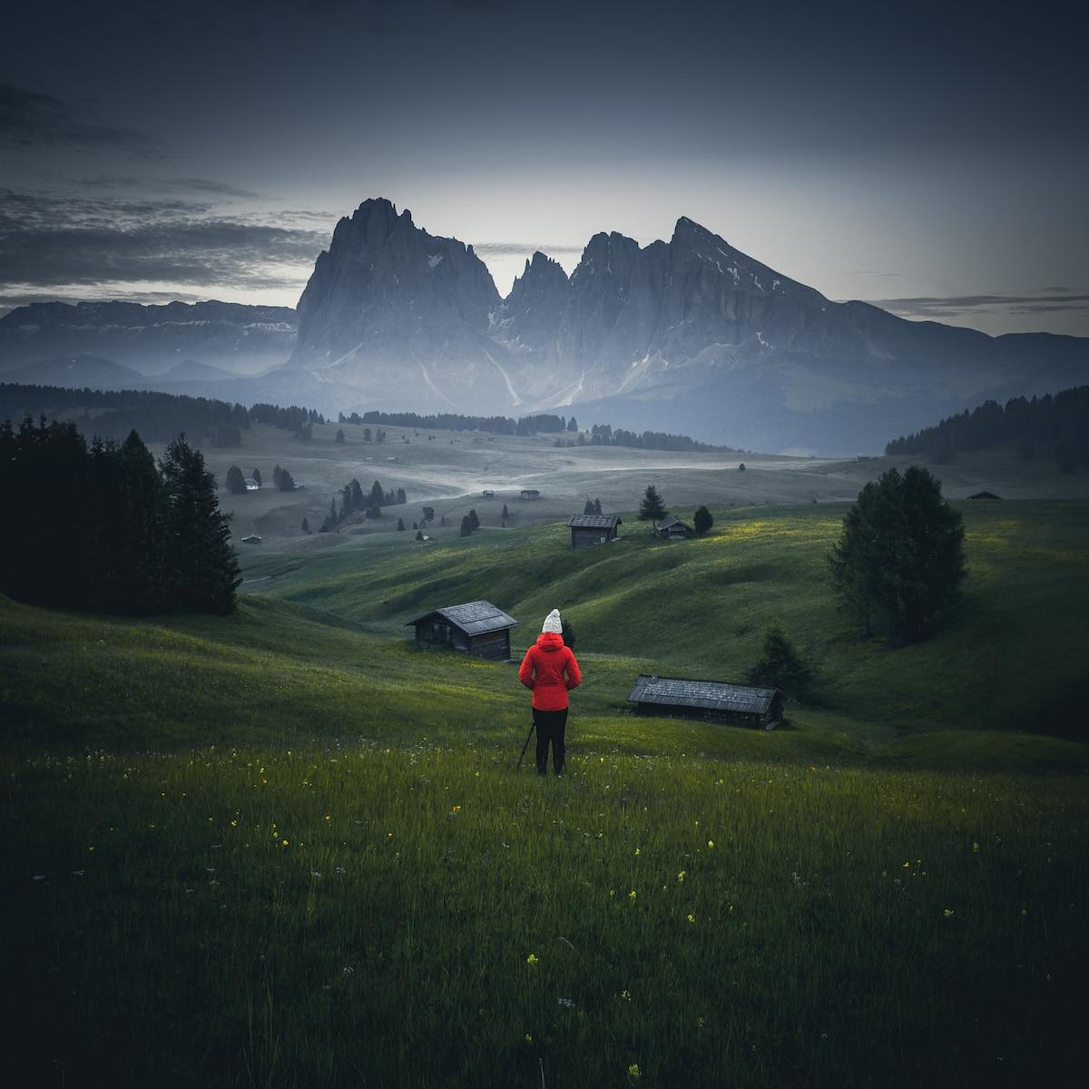 Cuma Cevik landscape photographer