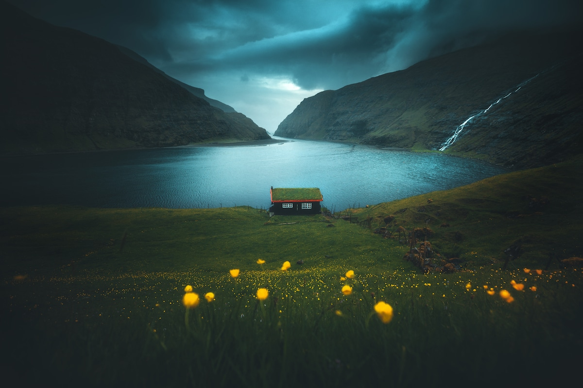 Surreal Landscape Photography