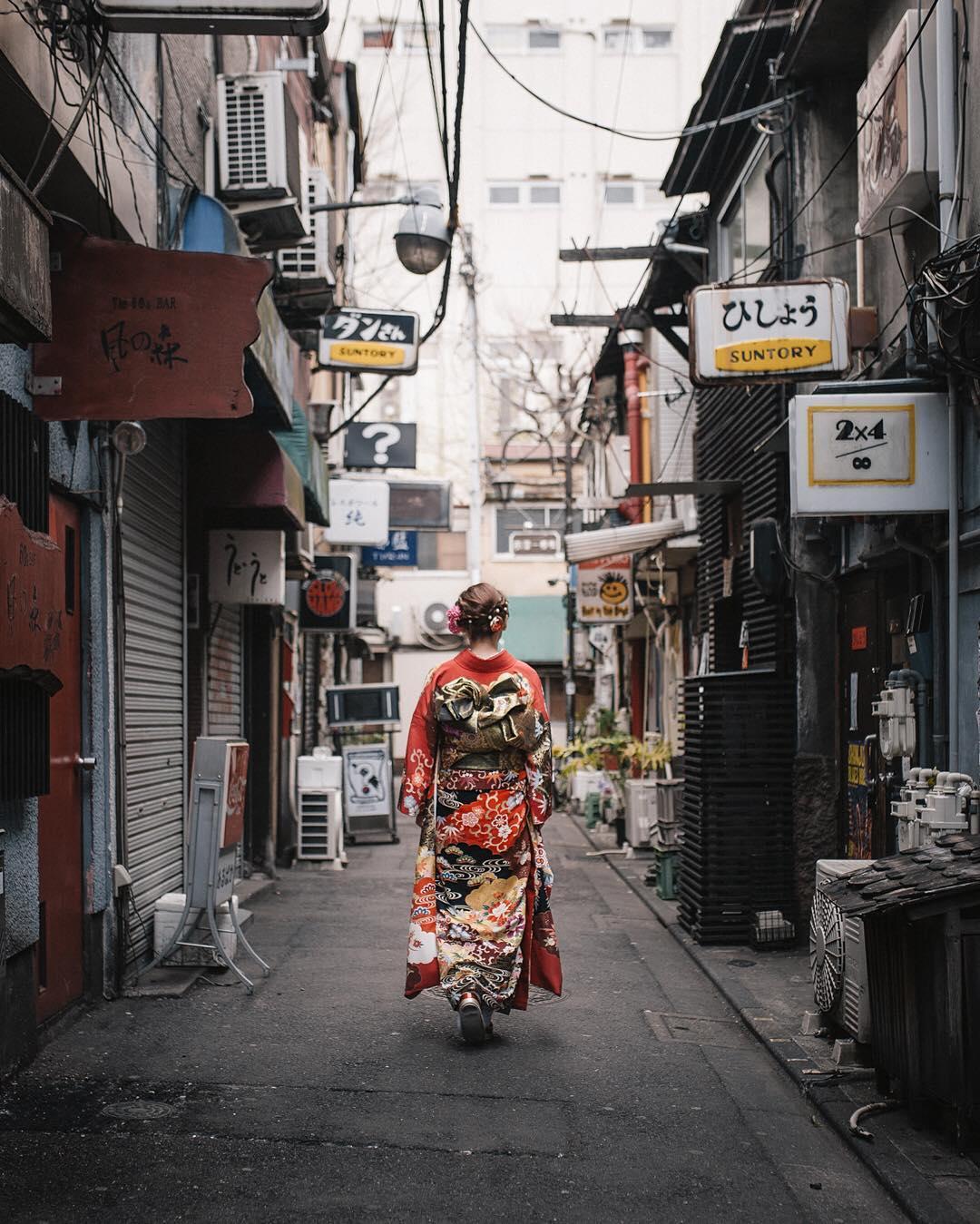 Tokyo Photography by Tatsuto Shibata
