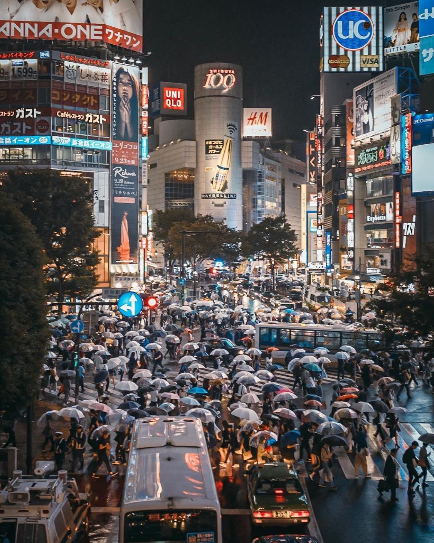 urban photography tokyo