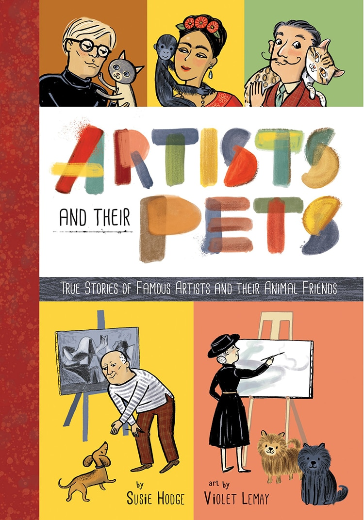 10 Inspiring Childrens Books For Budding Little Artists