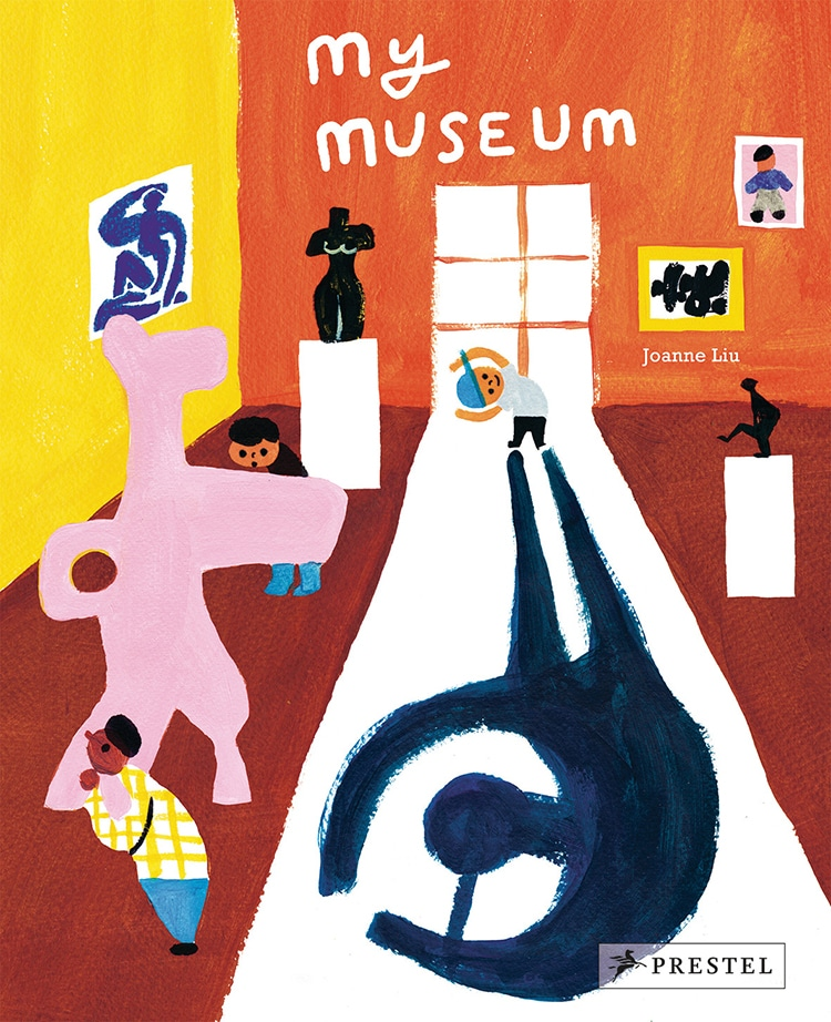 10 Inspiring Children S Books For Budding Little Artists