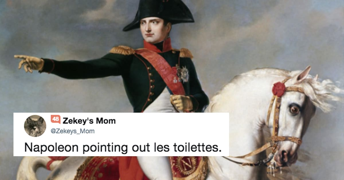 Funny Art History Memes Point The Direction To The Toliet
