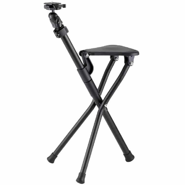Camera Tripod Chair by Velbon