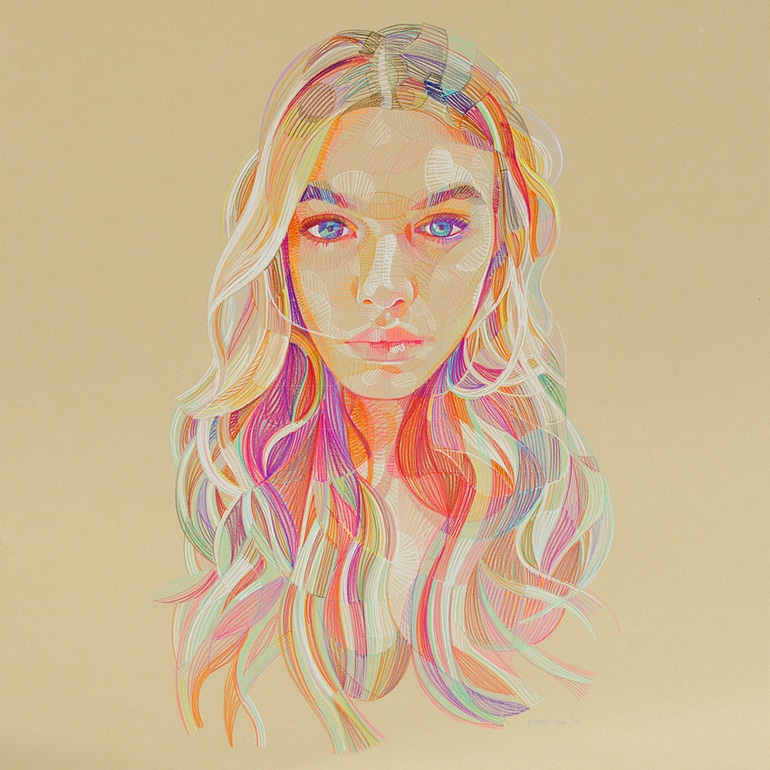 Colored Pencil Art