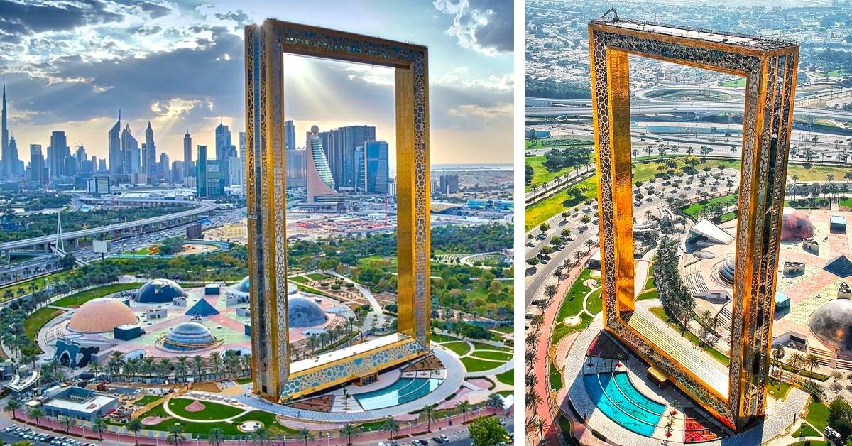 Dubai Frame Opens Amid Intellectual Property Controversy