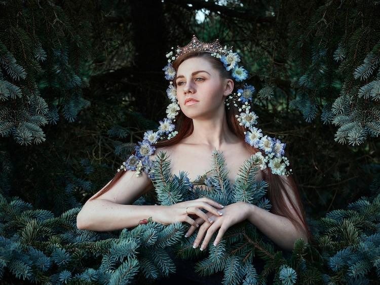 Portraits of Women by Bella Kotak