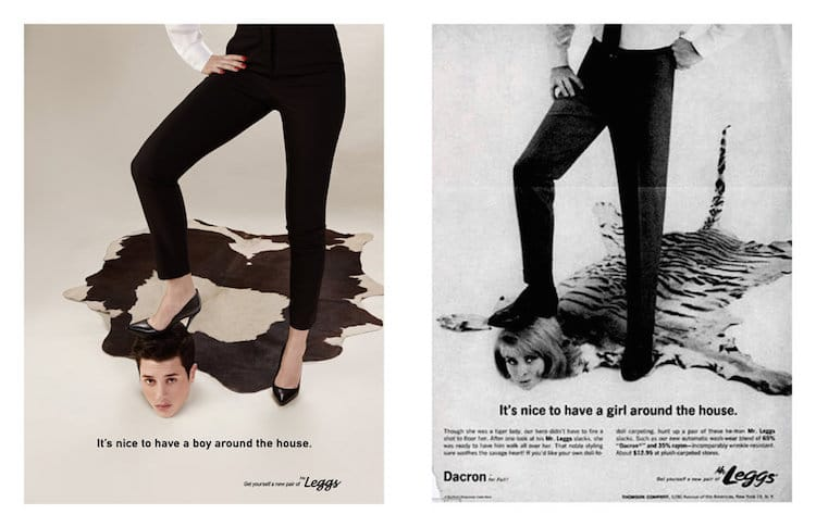 Gender Stereotypes in Advertising Reimagined by by Eli Rezkallah