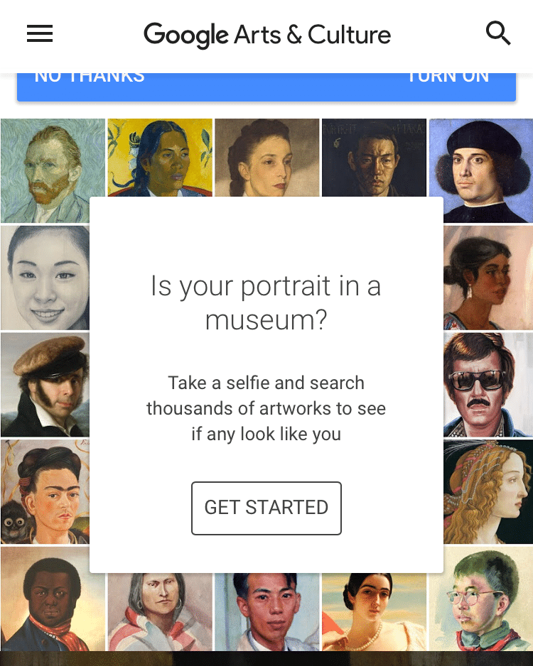 Google Arts and Culture App Helps You Find Your Art Doppelgnger