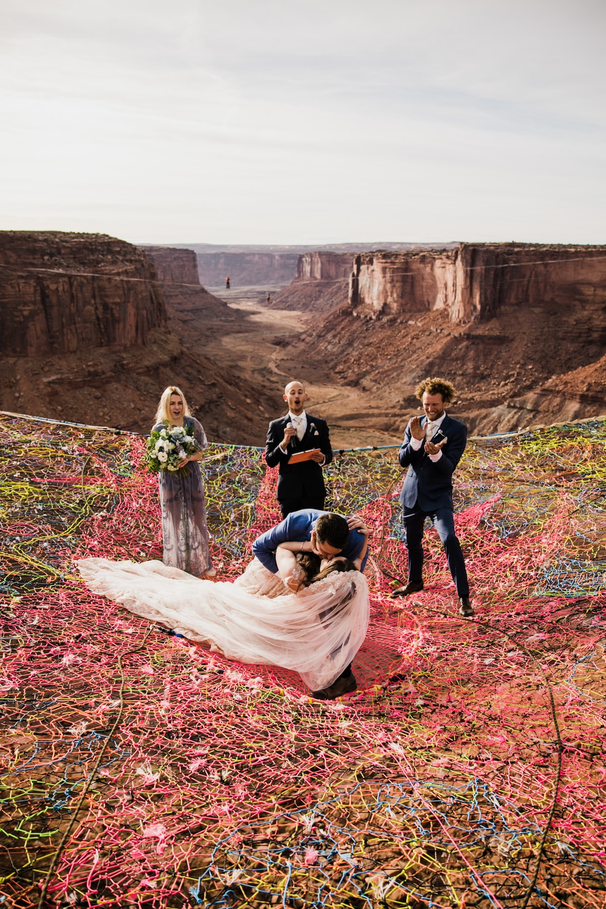 Extreme Wedding Photos by The Hearnes