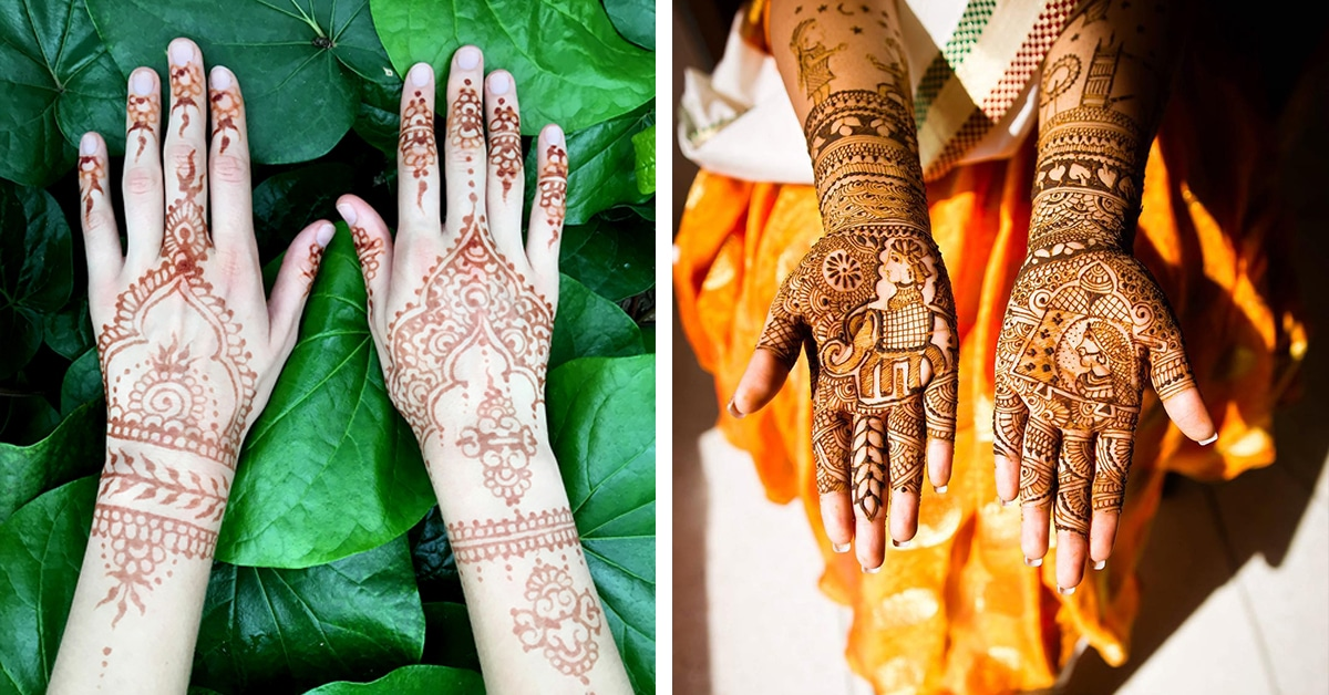 Origins Of Henna Tattoos And How Contemporary Artists Keep It Thriving
