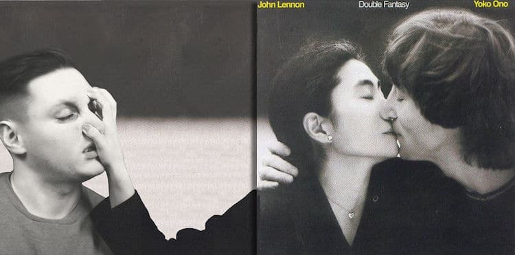 humorous photoshops of album covers