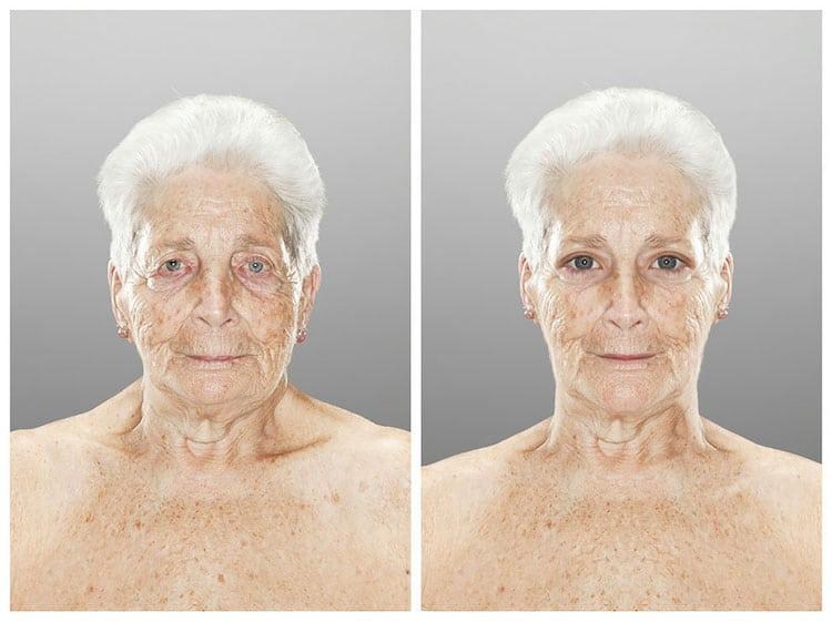 Retratos del yo ideal por Scott Chasserot