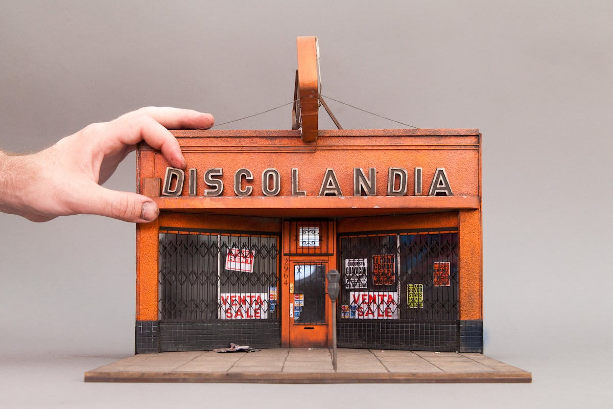 Joshua Smith - Discolandia Miniature