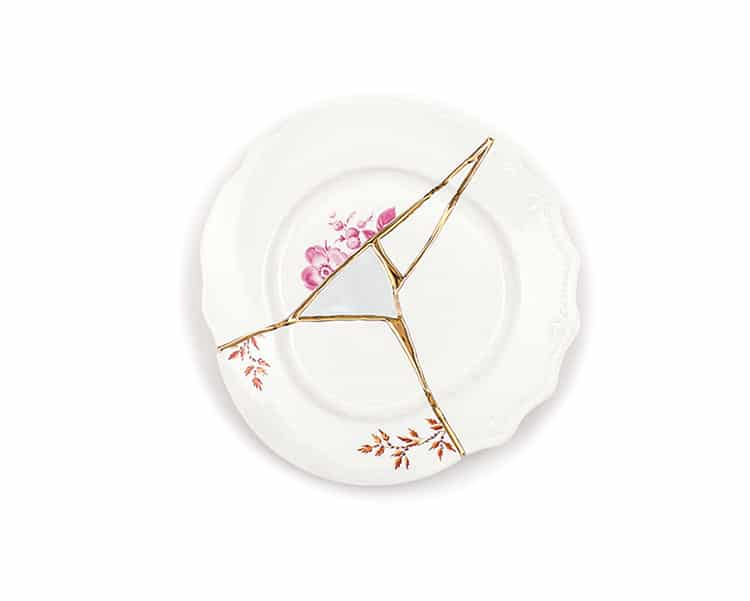 Kintsugi Tableware by Marcantonio