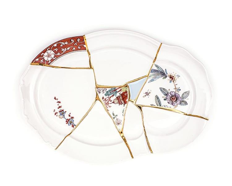 Kintsugi Tableware by Marcantonio