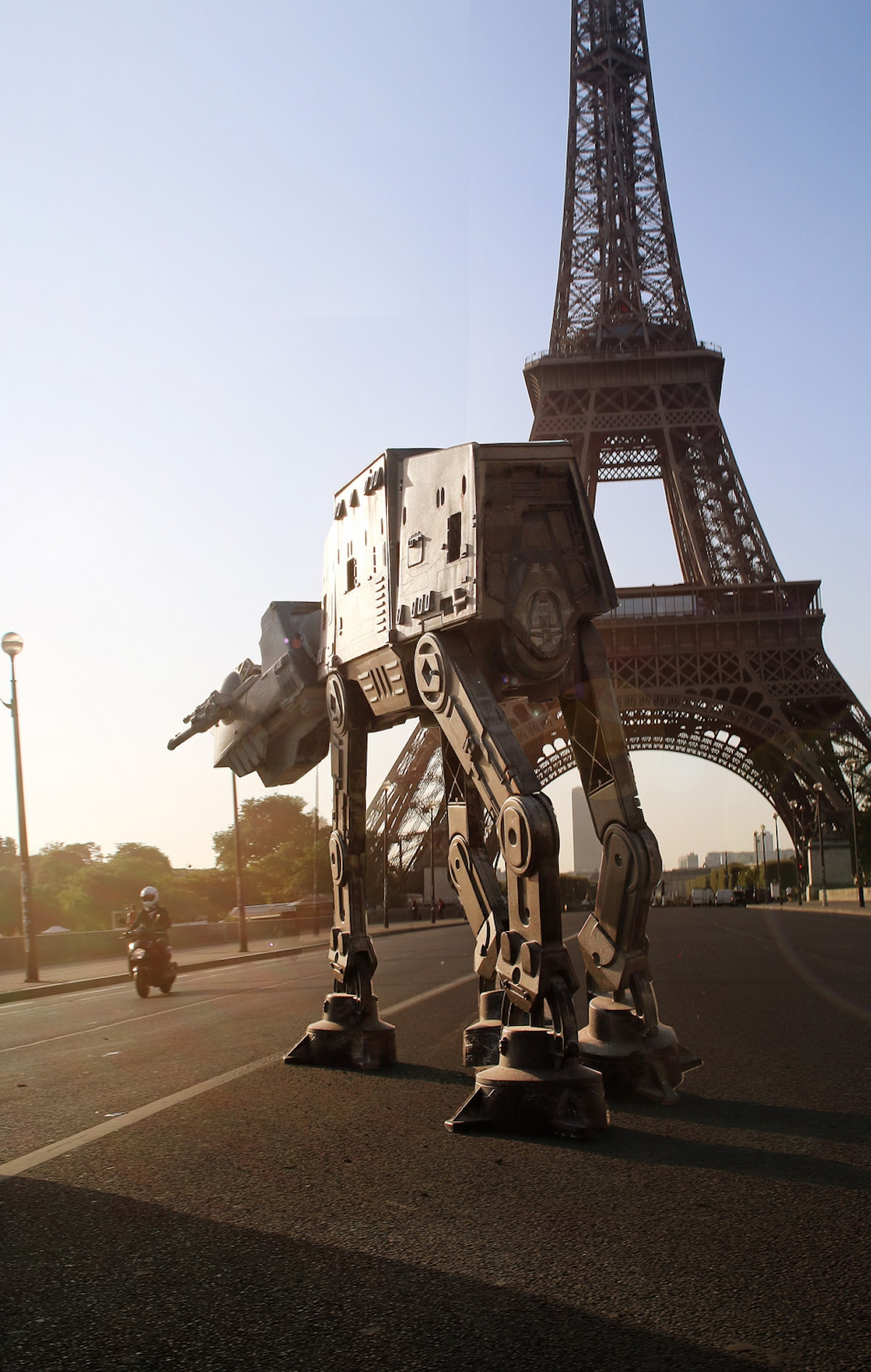Star Wars Photography by Laurent Pons