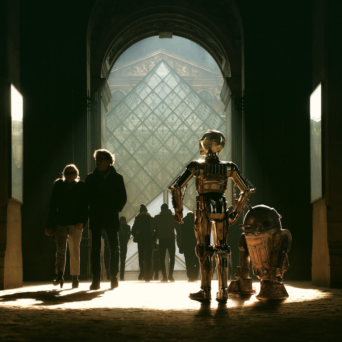 Star Wars in Real Life Imagined by Photographer Laurent Pons