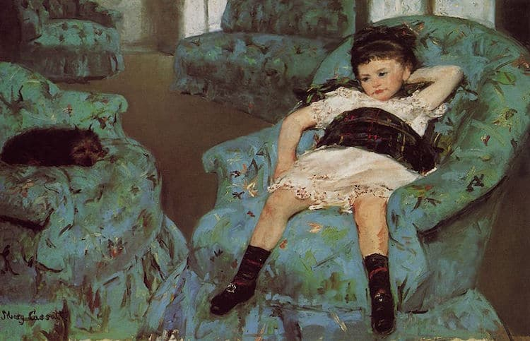 Mary Cassatt Biography Mary Cassatt Art Mary Cassatt Paintings Famous Female Painters