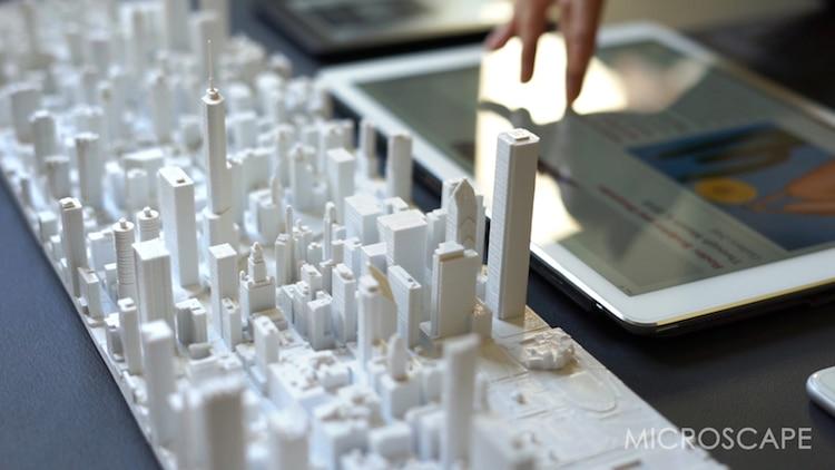 Microscape - Architectural Scale Model Chicago