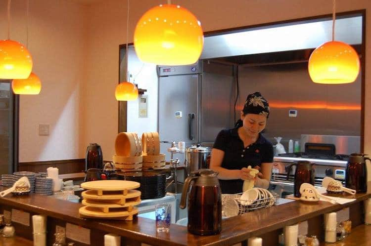 Mirai Shokudo Restaurant Tokyo