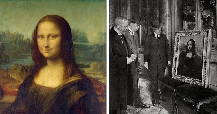 leonardo da vinci s mona lisa The mona lisa, painted by leonardo da vinci, in the louvre museum in paris photograph: jean-pierre muller/afp/getty images a nude sketch that bears a striking resemblance to the mona lisa may.