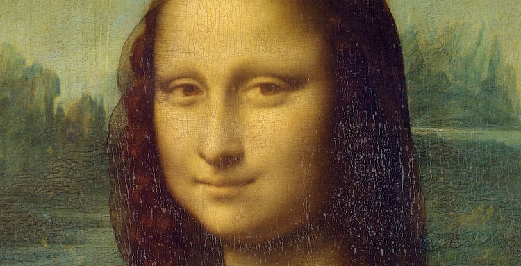 Who painted the Mona Lisa